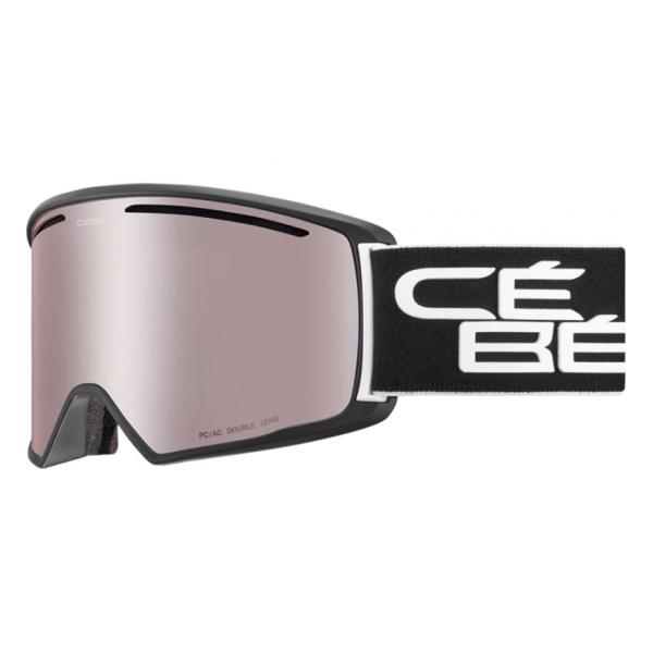 лучшая цена Горнолыжная маска Cebe Cebe Core L черный L