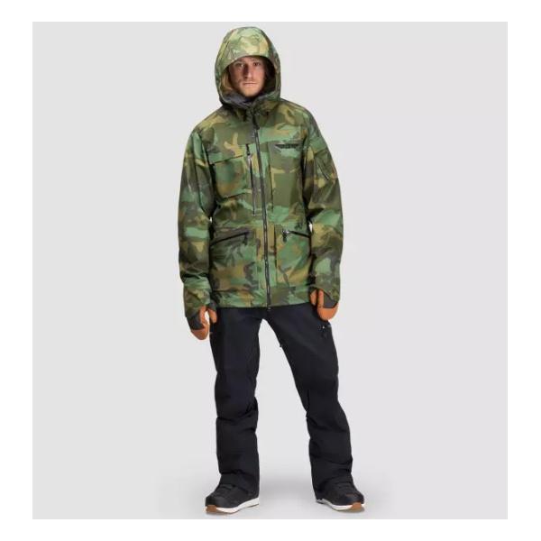 Купить Куртка Norrona Tamok Gore-Tex LTD