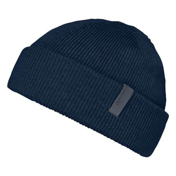 Шапка Norrona Norrona 29 Fisherman Beanie темно-синий ONE футболка norrona norrona wool round neck