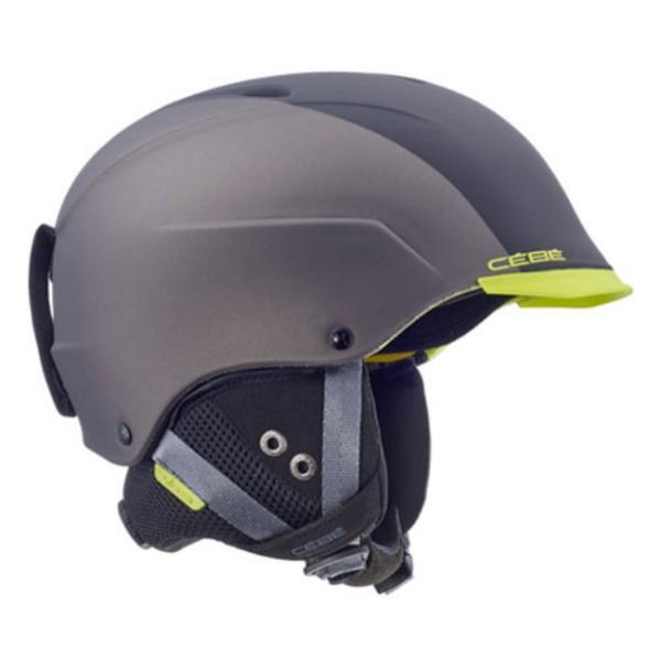 Горнолыжный шлем Cebe Cebe Contest Visor Ultimate (Mips) 61/63 горнолыжный шлем cebe atmosphere deluxe синий 52 55