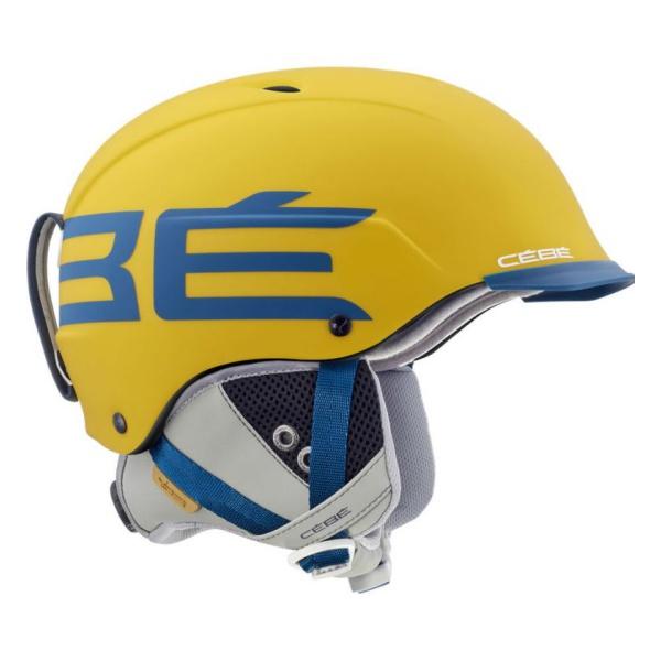 Горнолыжный шлем Cebe Cebe Contest Visor Ultimate (Mips) 59/61 горнолыжный шлем cebe atmosphere deluxe синий 52 55