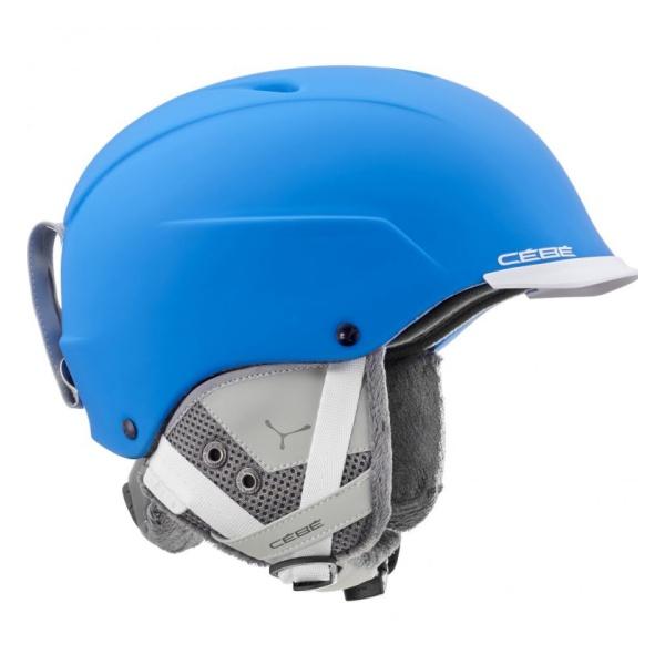Горнолыжный шлем Cebe Cebe Contest Visor 56/58 горнолыжный шлем cebe atmosphere deluxe синий 52 55