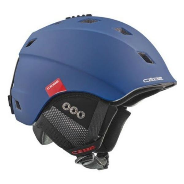 лучшая цена Горнолыжный шлем Cebe Cebe Ivory темно-синий 61/63