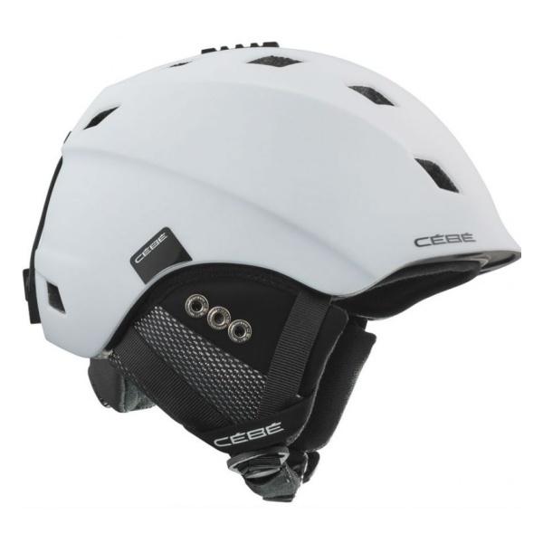 Горнолыжный шлем Cebe Cebe Ivory 59/61 горнолыжный шлем cebe atmosphere deluxe синий 52 55