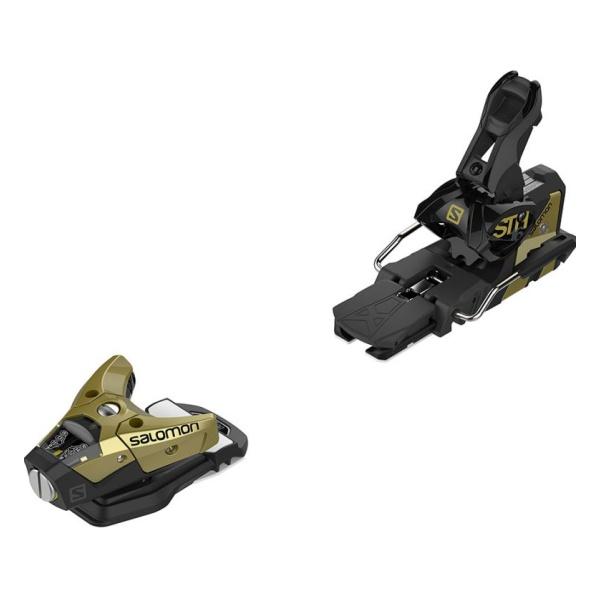 Купить Горнолыжные крепления Salomon N STH2 WTR 16 (115)