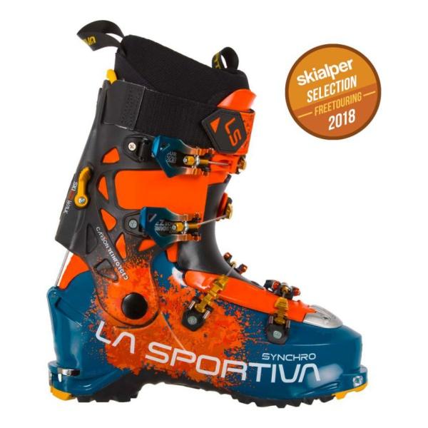 Купить Ботинки для скитура LaSportiva Synchro