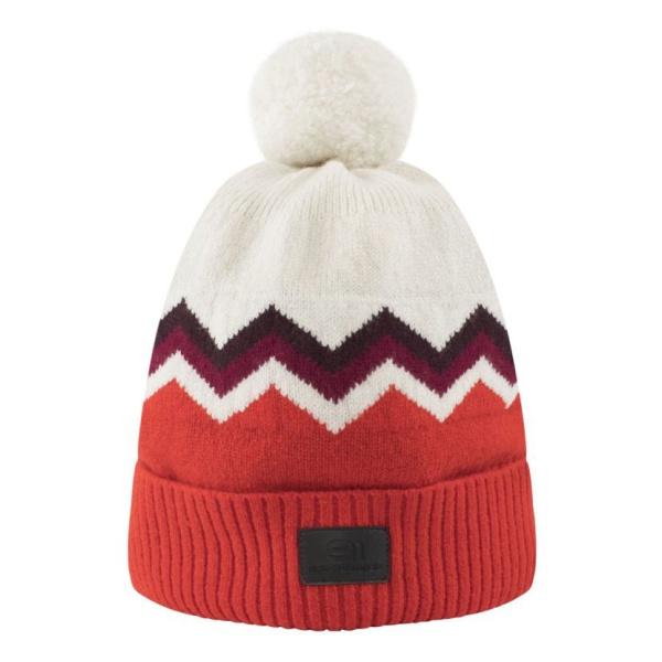 Шапка Elevenate Elevenate W Santiago Beanie женская оранжевый OS шапка с помпоном huf 10k beanie black