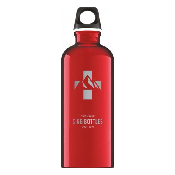 Бутылка для воды SIGG Sigg Mountain красный 0.6л