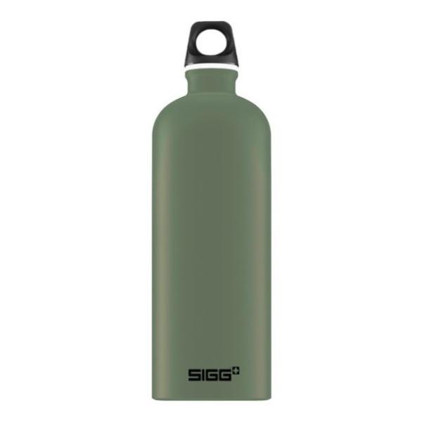 Бутылка для воды SIGG Sigg Leaf хаки 1л