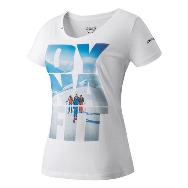 Купить Футболка Dynafit Digital Cotton W S/S Tee женская