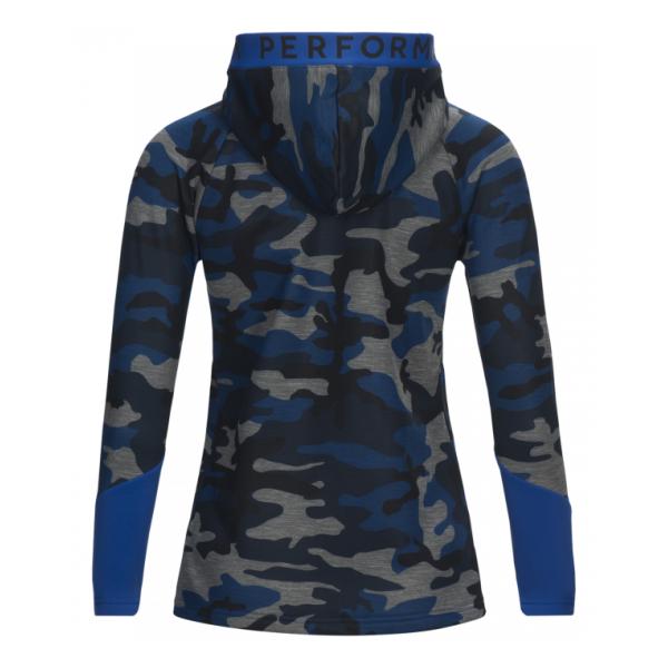 Купить Куртка Peak Performance Rider Zip-Up Hood женская