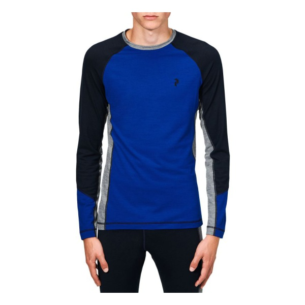 Футболка Peak Performance Peak Performance Magic Base Layer Long-Sleeve Top cut out sleeve plain top