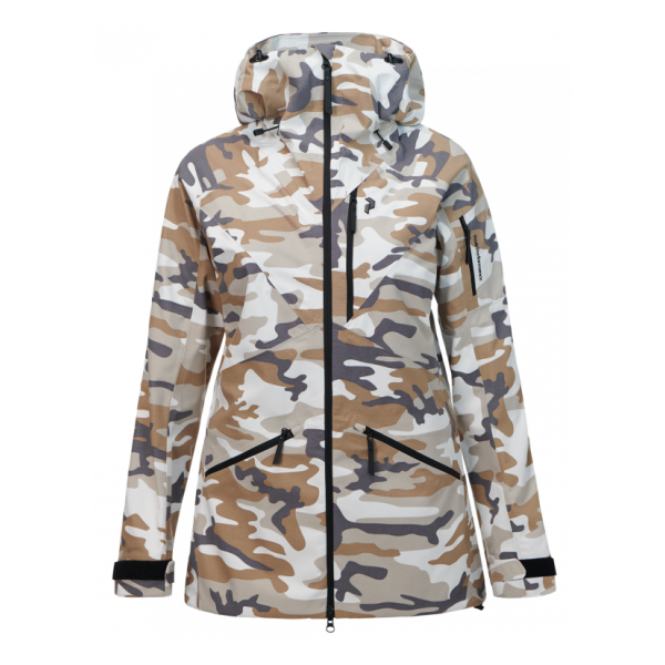 Купить Куртка Peak Performance 3-Layer Hipecore+ Radical Jacket женская
