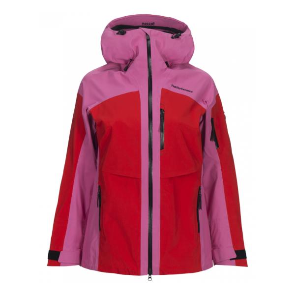 Купить Куртка Peak Performance GoreTex Gravity женская