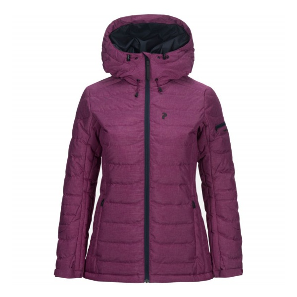 Купить Куртка Peak Performance W Black J женская
