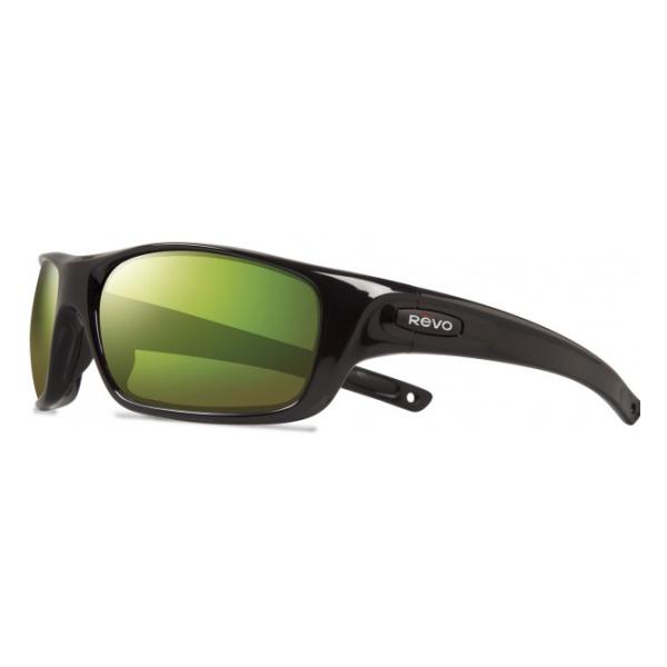 Очки REVO Revo Guide II черный kallo 99350 outdoor sports uv400 protection polarized sunglasses white red revo