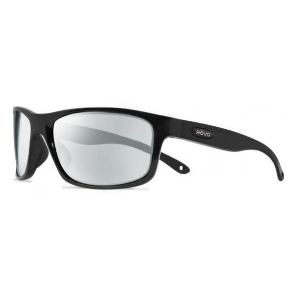 Очки REVO Revo Harness черный oreka retro wood grain polarized lens sunglasses black red revo