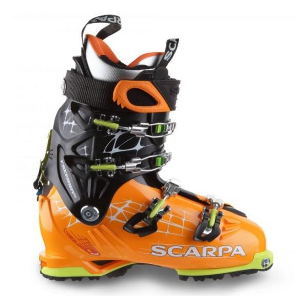 Горнолыжные ботинки Scarpa Freedom RS + подошва MPS/2