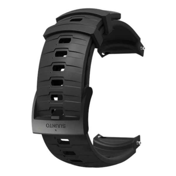 Ремешок Suunto Suunto 24 EXP3 Silicone Strap черный M ремешок для спортивных часов suunto spartan trainer wrist hr sandstone strap