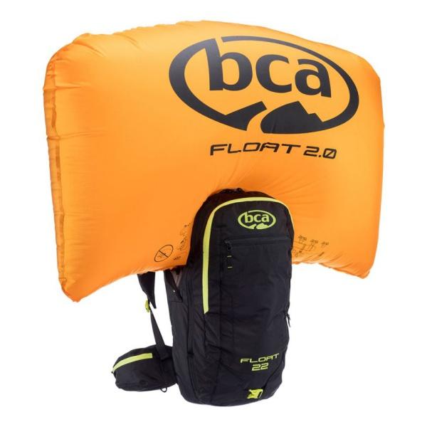 Рюкзак лавинный BCA (Backcountry Access) Bca Float 22 2.0 черный 22л лавинный рюкзак bca backcountry access bca squall оранжевый
