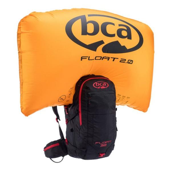 Рюкзак лавинный BCA (Backcountry Access) Bca Float 32 2.0 черный 32л лавинный рюкзак bca backcountry access bca squall оранжевый