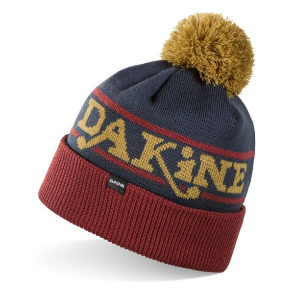 Шапка DAKINE Dakine DK DA Team Beanie темно-синий ONE шапка dakine dakine gordon midnight синий one