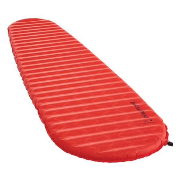 Коврик самонадувающийся Therm-A-Rest Therm-a-Rest Prolite Apex Regular красный REGULAR цена