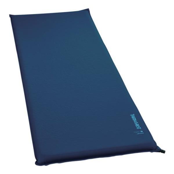 Коврик самонадувающийся Therm-A-Rest Therm-a-Rest Basecamp XL темно-синий XL простыня для самонадувающегося коврика therm a rest therm a rest synergy sheet large