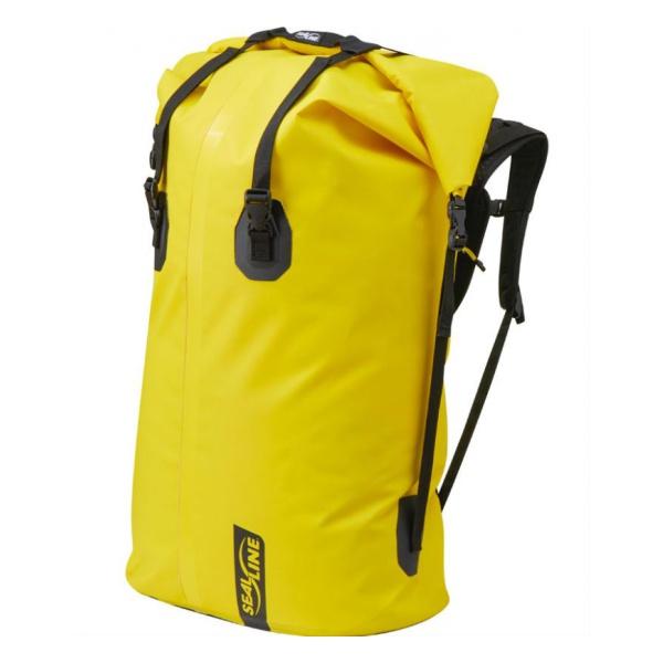 цена на Герморюкзак SealLine Sealline Boundary 115 желтый 115л