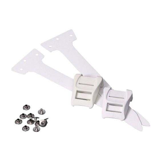 Крепеж для камуса CONTOUR Contour Tail Clip Set Incl. Strap & Rivets