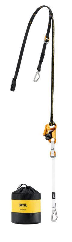 Петля для ноги с карабином Petzl Petzl Knee Ascent Clip Foot