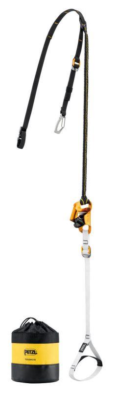 Петля для ноги для облегчения подъёма Petzl Petzl Knee Ascent Foot Loop