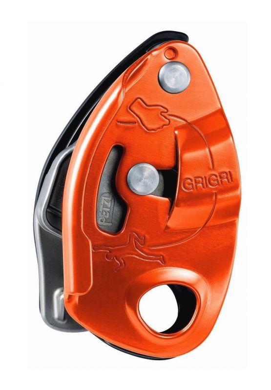 Купить Страховочно-спусковое устройство Petzl Grigri