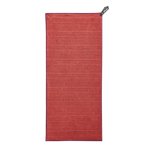 Полотенце походное PackTowl PackTowl Luxe красный HAND(42Х92СМ) полотенце походное packtowl packtowl luxe красный body 64x137см
