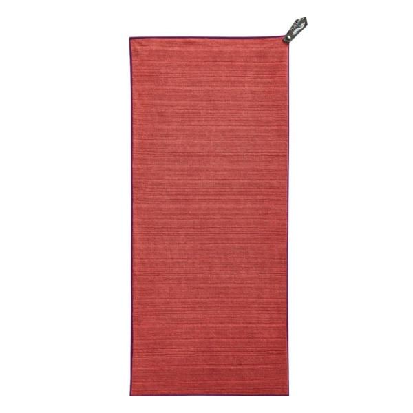 Полотенце походное PackTowl PackTowl Luxe красный BODY(64X137см)
