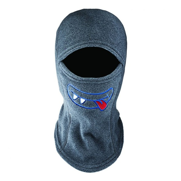 Балаклава Bula Kids Express Balaclava Faces детская серый ONE