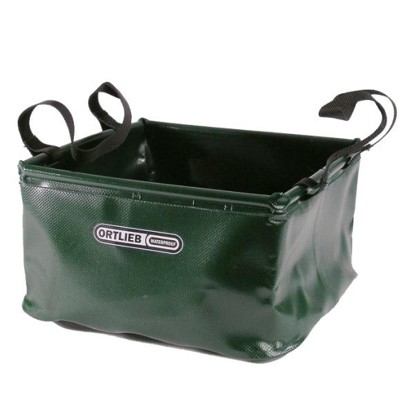 Ведро-складное ORTLIEB Folding Bowl зеленый 5L kingcamp портативное складное ведро для лагеря досуга пикник вне дома 8l
