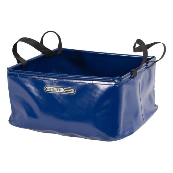 Ведро-складное ORTLIEB Folding Bowl синий 10L