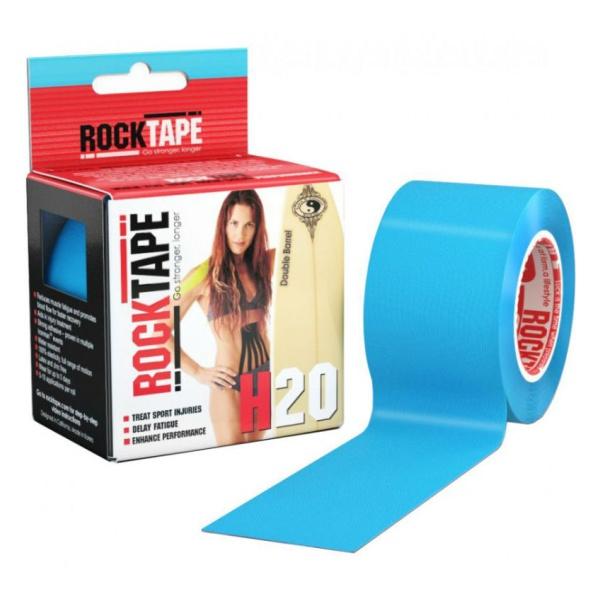 Rock Tape Rock Tape H2O голубой 5СМХ5М