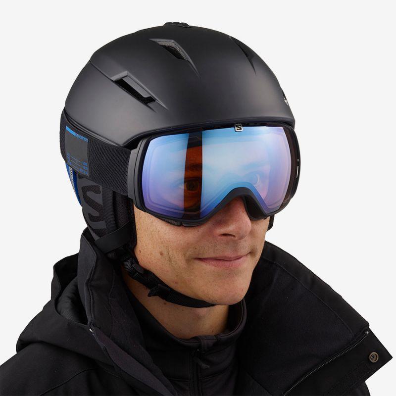Купить Горнолыжная маска Salomon XT One