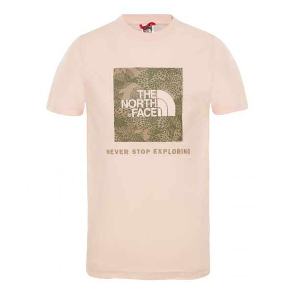 Футболка The North Face The North Face Box S/S Tee детская assembly of divines shorter catech the shorter catechism with proofs analyses and illustrative anecdotes c