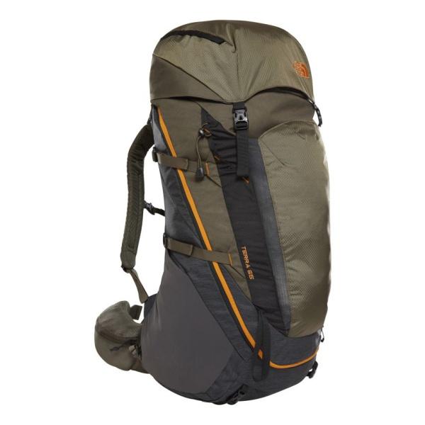 Рюкзак The North Face The North Face Terra 65 темно-зеленый L/XL цена и фото