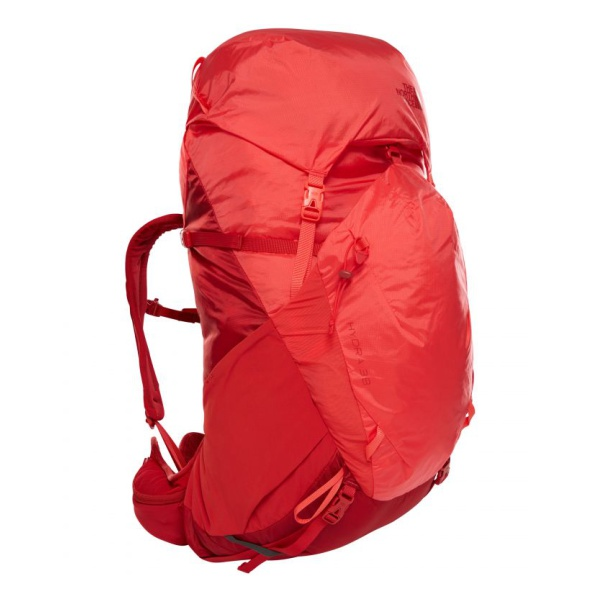 Рюкзак The North Face The North Face Hydra 38 RC женский красный M/L
