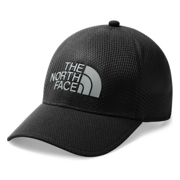 Кепка The North Face The North Face TNF One Touch Lite Ball черный OS кепка the north face the north face five panel cap черный os