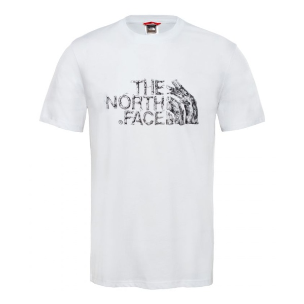 Футболка The North Face The North Face S/S Flash Tee футболка the north face the north face dayspring l s tee женская