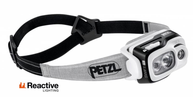 Купить Фонарь Petzl Swift Reactive Lighting