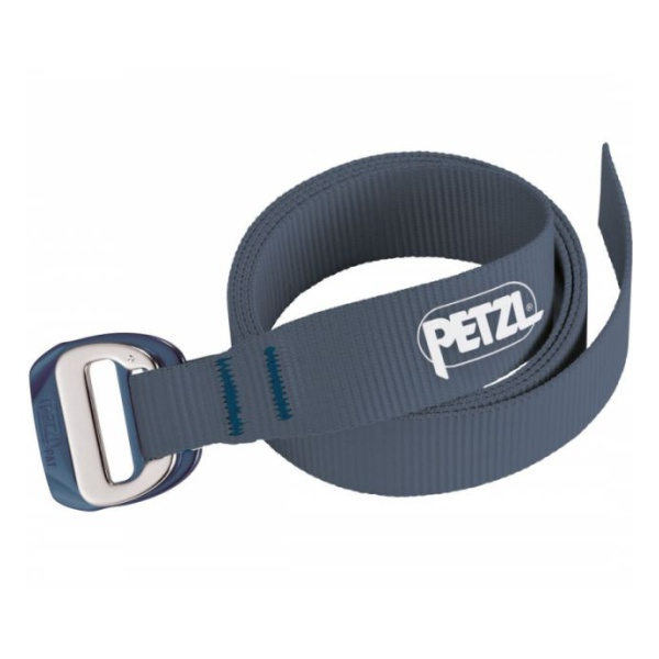 Ремень Petzl Petzl для одежды синий канат для petzl petzl grillion hook 2m
