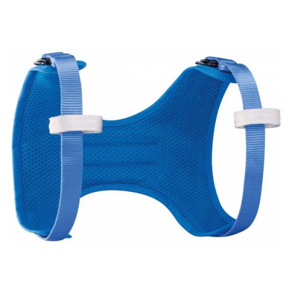 Страховочная система Petzl Body Shoulder Straps детская синий
