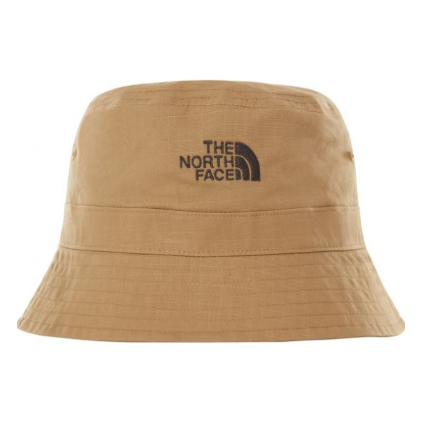 цена Панама The North Face The North Face Cotton Bucket Hat светло-коричневый LXL онлайн в 2017 году