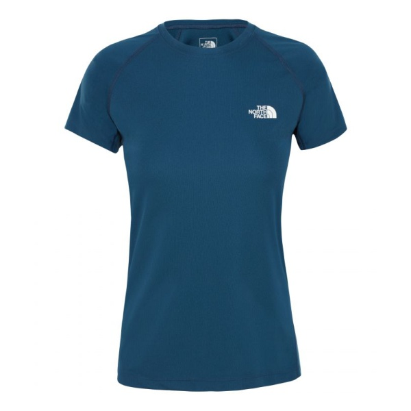 Футболка The North Face The North Face Flex S/S женская футболка женская the north face w s s simple dom tee цвет бирюзовый t0a3h6zcv размер xs 40